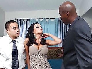 Big Tits Cuckold Interracial MILF Mom Old and Young