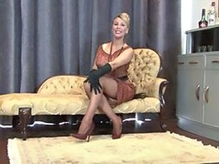 Legs Mature MILF Stockings