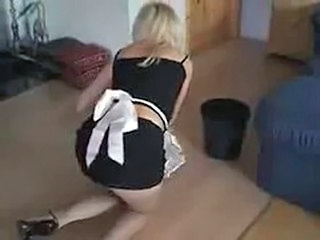 Amateur Ass German Maid MILF