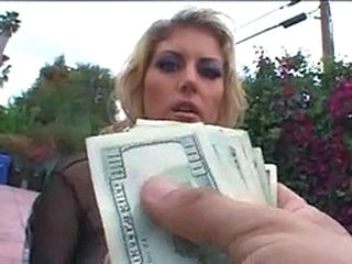 Cash MILF Outdoor