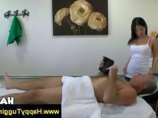 Asian Massage Old and Young