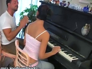 Babe Latina Teacher Teen