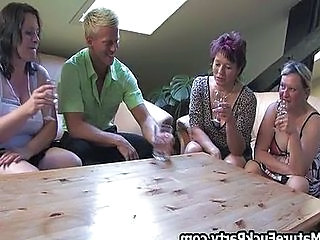 Drunk Groupsex Mature MILF
