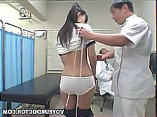 Asian Doctor Panty School Teen