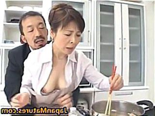 Japanese Kitchen Mature