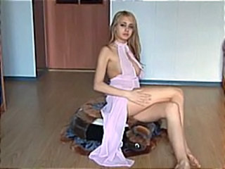 Cute Homemade Legs Russian Teen