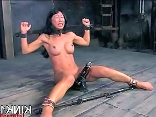 Asian Bdsm Machine MILF