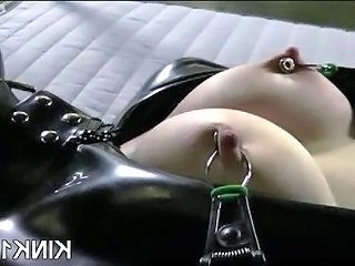 Bdsm Latex Nipples