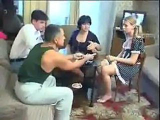 Russian Poker Band Game Ends In the air An Alkie Orgy