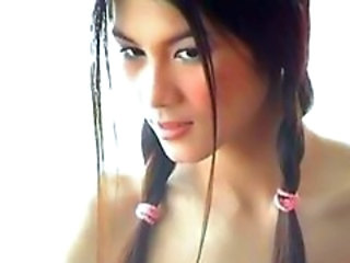 Cute Pigtail Teen Thai