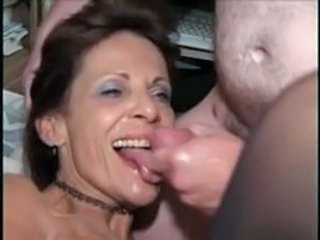 Mature Orgy Time !