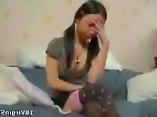 Pigtail Russian Stockings Teen