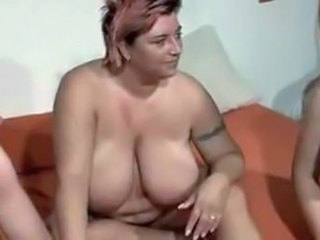 Big Tits Chubby German Mature