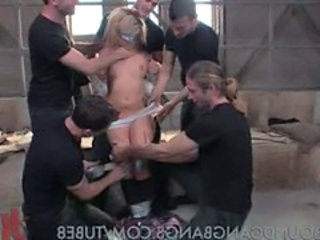 Farm Gangbang School Student Teen Young