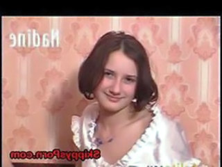 Cute Russian Teen