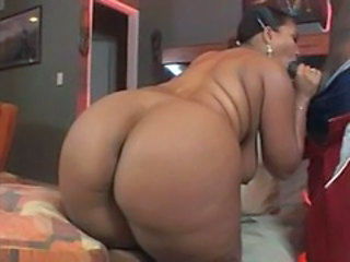 Ass BBW Blowjob Ebony MILF