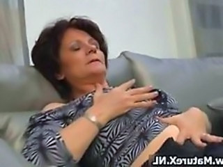 Masturbation Mature Naturel