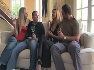 Drunk Groupsex MILF Pornstar Swingers Wife