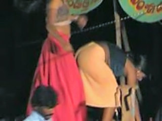 Amateur Dancing Indian
