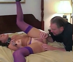 Amateur Cuckold MILF Pussy Stockings Wife