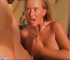 Amateur European German Handjob MILF