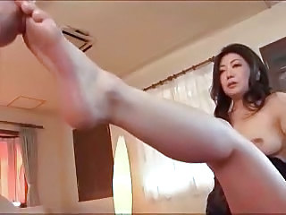 Asian Feet Japanese Mom