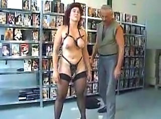 Amateur Fetish Mature Older Slave