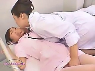 Asian Doctor Japanese Lesbian Nurse Teen Uniform
