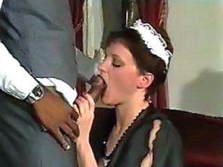 Blowjob Interracial MILF Vintage