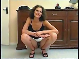 Anal European French MILF
