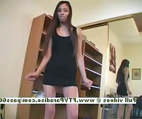 Dancing Solo Teen