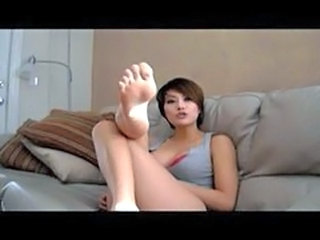 Asian Feet Fetish