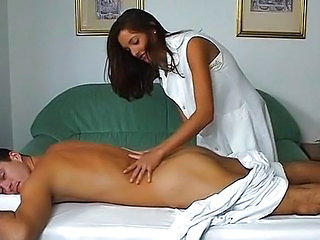 Anal Cute Massage Teen