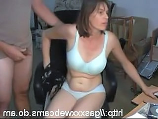 Lingerie MILF Webcam Wife