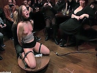 Bondage Fetish Pain Party Slave