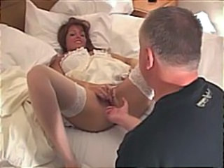 Amateur Bride Cuckold Lingerie MILF Stockings