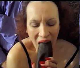 Amateur Big cock Blowjob British European Interracial Mature