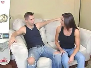 Jeans MILF Mom Old and Young