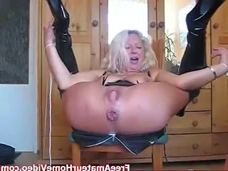 Amateur Fisting Mature Squirt