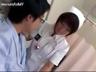 Asian Bus Nurse Teen Uniform