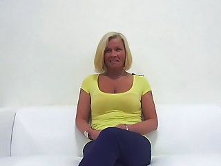 Amateur Casting European Mature