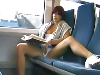 Amateur Masturbating Public