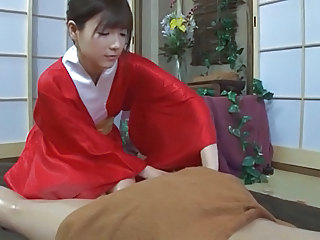Asian Babe Cute Japanese Massage