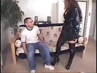 Femkant Latex slave