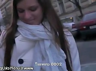 Amateur Cash Outdoor Pov Public Teen