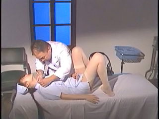 Asian Daddy Japanese Nurse Old and Young Pornstar Stockings Uniform Vintage