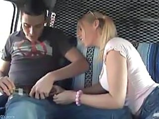 Amateur Bus Car Teen