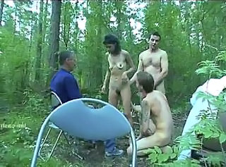 Groupsex Orgy Outdoor Teen