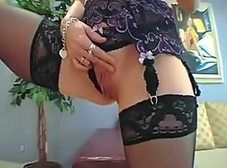 Lingerie Pussy Stockings