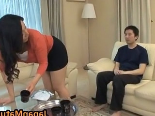 Asian Japanese MILF Mom Old and Young